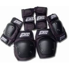 357c6b117 Pro-tec Youth Street Gear 3 Pack (Black) Kid s Skateboard Helmets  amp