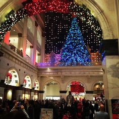 Christmas in Philly ~ Macy's