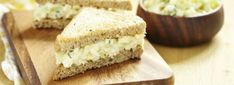 I have assembled my favorite recipes for egg salad tea sandwiches. Making egg salad tea sandwiches is quite easy. The basic ingredient of all the recipe Low Salt Recipes, Low Sodium Recipes, Tea Recipes, Salad Recipes, Low Sodium Meals, Dinner Recipes, Yogurt Recipes, Easter Recipes, Lunch Recipes