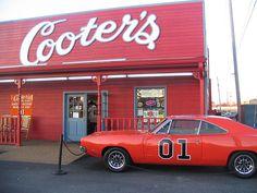 Cooter's, Nashville, Tennessee #OneOfAKindNashville