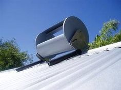 An Australian invention could make cheap micro-generation via wind power far easier. Graeme Attey has designed a modular wind turbine small enough for the roof of house, and with fully enclosed blades. It seems that without large blades, more of these