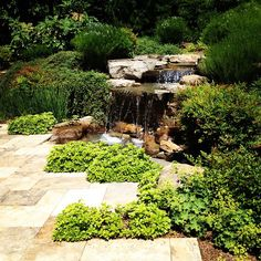 21 отметок «Нравится», 1 комментариев — Anthony Cusat (@acusat_landscape_architect) в Instagram: «Water feature #landscapearchitecture #waterfeature»