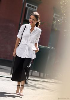 anastasia nairne street style fashion new york garance dore photos