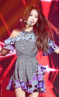 Jennie the queen