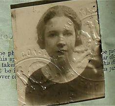 Rose Wilder Lane, passport photo.