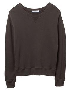 Organic Light French Terry Crew Sweatshirt - 12482Q5   Alternative