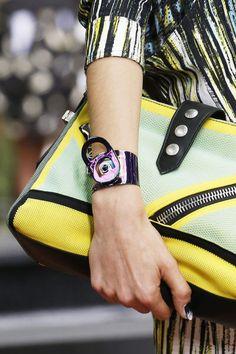 Runway detail: bracelet at Kenzo (© Gianni Pucci / Indigitalimages.com)