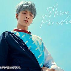 20170619 #몬스타엑스  THE 1ST ALBUM #REPACKAGE  <#SHINE_FOREVER>
