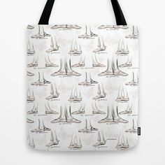 Ballet Tote Bag by atlanticmo - $22.00