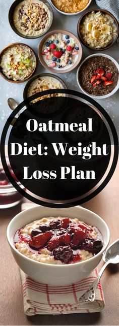 Going on an oatmeal diet is praised for its weight-loss results, but understanding the details and potential risks are important before you begin.
