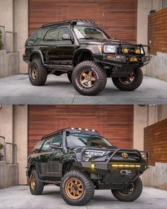 Two Toyota - 20 years apart - pics Used Toyota Camry, Toyota Camry For Sale, Toyota 4runner Trd, Toyota 4x4, Toyota Trucks, Toyota Cars, Toyota Tacoma, Ford Trucks, 2007 4runner