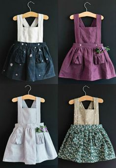 Handmade Skirts & Rompers by blytheandreese on Etsy... Baby Dress