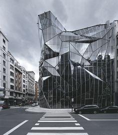 Sede del Departamento de Sanidad en Bilbao / Coll-Barreu Arquitectos Health Department Headquarters in Bilbao / Coll-Barreu Arquitectos – Plataforma Arquitectura