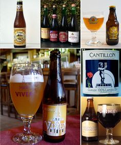 Belgium in a Glass – Exploring the Country through Belgian Beer