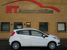 Ford Fiesta 65 Trend Van Benzin modelår 2014 Hvid km Ibiza, Ford, Vans, Cars, Van, Ibiza Town