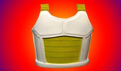 How to make your very own Dragon Ball Z Saiyan Armour with a free template . Go completely super saiyan with this DBZ Vegeta style armour. It's the perfect t...