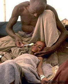 So many people,especially little chldren,in Africa die from hunger almost every minute.HELP!!