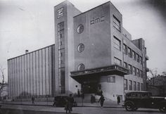 These period photographs should attest to the built legacy of the early architectural avant-garde in the Soviet Union, even if the window during which such pieces of architecture could have been re...