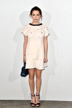 Riley Keough - Paris Fashion Week - Christian Dior