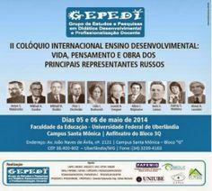Blog do Sérgio: II Colóquio Internacional Ensino Desenvolvimental ...