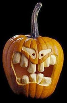 Cool Pumpkin Carving Ideas