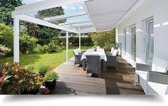 Afbeeldingsresultaat voor terrasoverkapping glas