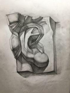 Ухо давида. Instagram  @kot_tymko Anatomy Sketches, Anatomy Drawing, Anatomy Art, Dark Art Drawings, Art Drawings Sketches Simple, Art Reference Poses, Drawing Reference, Life Drawing, Figure Drawing