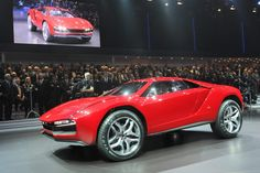 A Photo Gallery from the VW Group Family Gathering in Geneva - Carscoops - Lamborghini V12-Powered Parcour Coupe