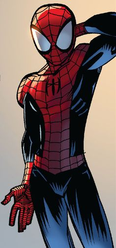 Ultimate Spider-Man Peter Parker by David Lafuente