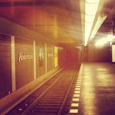 Subway, Berlin