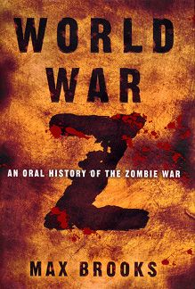 Slated to hit theaters in June Starring Brad Pitt! Read the book first! World War Z: An Oral History of the Zombie War By Max Brooks. Brad Pitt, Best Zombie Books, Zombie Movies, Marc Forster, Apocalyptic Novels, Post Apocalyptic Books, Science Fiction, Z Movie, Movie List