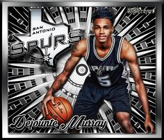 NBA Player Edit - Dejounte Murray