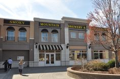 Smoky Mountain Brewery & Restaurant, Pigeon Forge