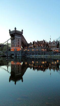 De Vliegende Hollander (Flying Dutchman) in de Efteling; my favourite amusement park in The Netherlands