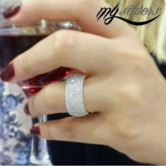 Jewelry Model, Diamond Wedding Rings, Engagement Rings, Crystals, My Love, Swarovski, Style, Design, Fashion