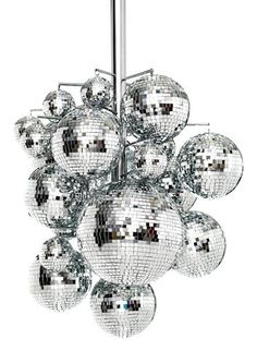 Disco Ball Chandelier by Konfetti Ljuskrona