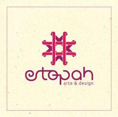 Marca   Branding   Identidade Visual Criada pela Tupiniquim Design para a Estopah, uma curadoria de Artesanato.