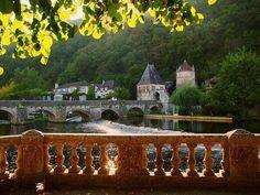 River Castle, Brantome - France!