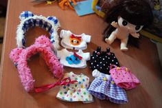 Mini ddung outfits for adoption soon. | Flickr - Photo Sharing!