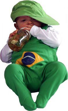 Strampler Brasilien