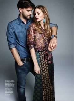 TOUCH this image by Olivia Palermo