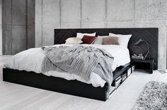 10 têtes de lit design et déco pour une chambre tendance - CôtéMaison.fr