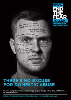 One of a new series of posters for the End the Fear campaign against domestic violence. They have been produced to raise awareness of the issue in the run up to Christmas. The images have been taken by the Force's photographers. The Domestic Abuse Helpline is also available to offer support for victims on 0808 2000 247. To access Victim Support's services you can call, text, email or self-refer. www.victimsupport.org.uk