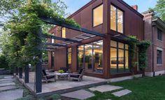Fayerweather Street Residence by Stern McCafferty