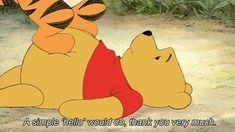 animated pooh bear | bear, cute, hello, pooh, pooh bear