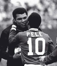 Ali + Pele