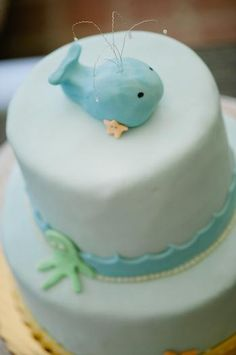 """Hostess with the Mostess® - """"Under the Sea"""" Baby Shower"""