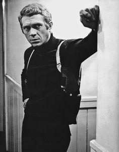 Turner Classic Movies - persona-nongrata:   Bullitt (1968)