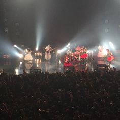 "Today is the final day of BABYMETAL_Japan WORLD TOUR in JAPAN 2015, ZEPP series !  tweet via  Michael Amott@Michael_Amott  !! ""BABYMETAL!  #babymetal "" https://twitter.com/Michael_Amott/status/654979491396263936"