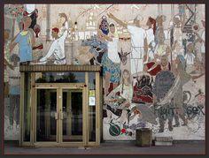 Café Moskau, Berlin-Mitte von Philip K.